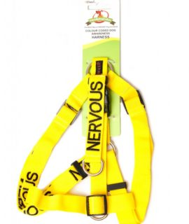 Nervous Strap Harness (yellow)