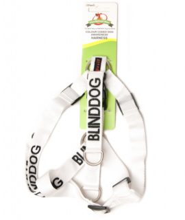 Blind Strap Harness (white)